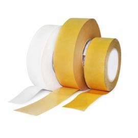 Лента двусторонняя для сращивания бумаги и картона