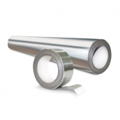Односторонняя алюминиевая лента